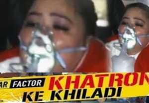 Khatron Ke Khiladi 9: Bharti Singh gets Asthma Attack during show