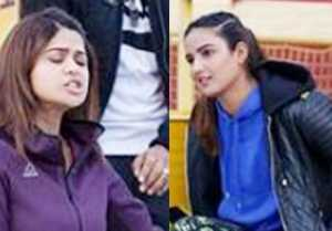 Khatron Ke Khiladi 9: Jasmine Bhasin & Shamita Shetty's CATFIGHT create buzz in show