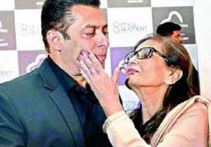Salman Khan's mother Salma Khan can't use his fancy Car,Here's Why