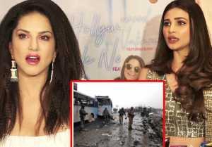 Pulwama: Sunny Leone & Daisy Shah REACT on Pulwama incident; Watch Video