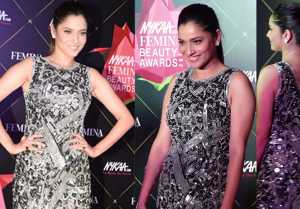 Ankita Lokhande dazzles at Nykaa Femina Beauty Awards 2019; Watch video