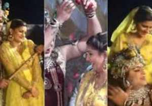 Sapna Chaudhary Holi Celebration ,Video Viral