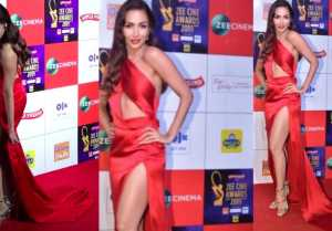 Malaika Arora gets Trolled For Her Bold Outfit At Zee Cine Awards