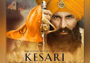 Kesari Box Office Day 1 Collection: Akshay Kumar | Parineeti Chopra