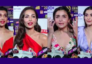 Alia Bhatt, Malaika Arora, Arbaaz Khan & other celebs wish fans Happy Holi; Watch Video