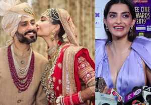 Sonam Kapoor reveals her First anniversary plan with Anand Ahuja; Watch video