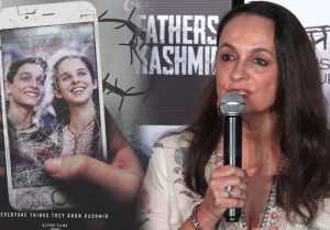 Alia Bhatt's mother Soni Razdan talks about her film No Fathers in Kashmir