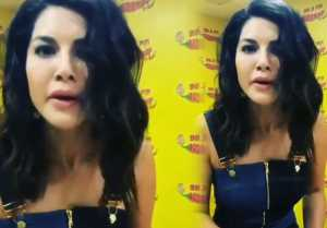 Sunny Leone stealing video goes VIRAl; Check Out