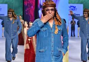 Ranjeet makes grand Entry at Bombay Times Fashion Week 2019; Watch Video