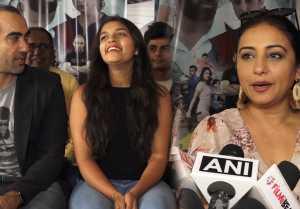 Divya Dutta & Ranveer Shorey talk about their film Tennis Buddies: Watch Video