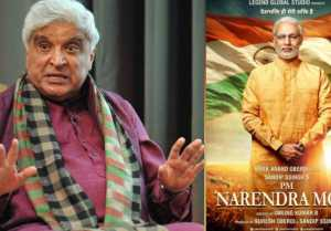 Javed Akhtar gets angry on PM Modi Biopic makers over song credit controversy; Here's why