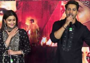 Varun Dhawan shears interesting memories on Kalank new song launch;Watch video