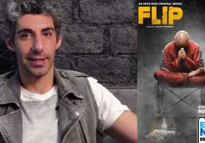 Jim Sarabh talks about his new web series Flip; Watch video