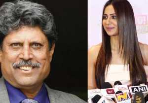 Rakul Preet Singh talks about Ranveer Singh's film 83; Watch video