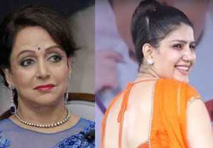 Sapna Choudhary is set to fight her Lok Sabha battle against Hema Malini