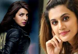 Priyanka Chopra replaced by Taapsee Pannu for this project,Here's why