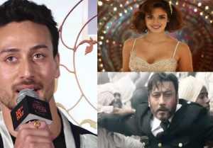 Bharat: Tiger Shrof gives this reaction for Jackie Shroff & Disha Patani on Bharat