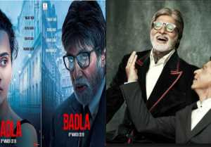 Amitabh Bachchan demands bouns from Shahrukh Khan for Badla