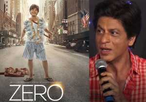 Shahrukh Khan firstly breaks silence on Zero failure