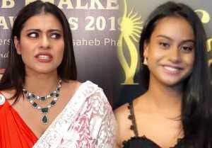 Kajol angry reaction on daughter Nysa Devgan's Bollywood debut; Watch Video
