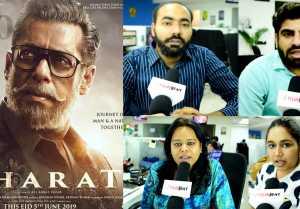 Bharat Trailer Reaction: Salman Khan | Katrina Kaif | Sunil Grover | Tabu