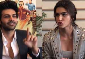 Kartik Aaryan & Kriti Sanon break silence on their fight