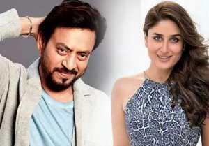 Kareena Kapoor Khan to romance with Irrfan Khan in Angrezi Medium!: Check Out Here