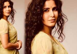 Bharat Trailer: Katrina Kaif shares her stunning look from Salman Khan's film