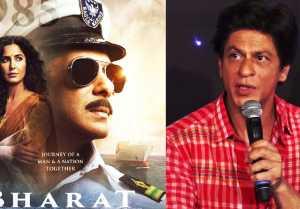Bharat Trailer: Salman Khan gets This reaction from Shahrukh Khan on trailer
