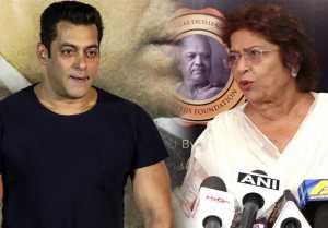 Saroj Khan breaks silence on Salman Khan