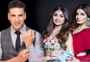 Akshay Kumar's Exes Shilpa Shetty And Raveena Tandon come together on this Show