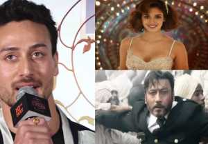 Bharat: Tiger Shrof gives this reaction for Jackie Shroff & Disha Patani on Bharat
