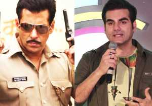 Arbaaz Khan opens up on Salman Khan's Dabangg 3; Watch Video