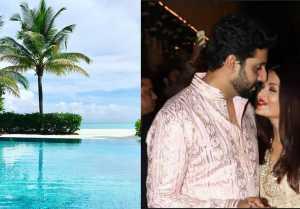 Aishwarya Rai shares picture from Maldives with Abhishek Bachchan & Aaradhya Bachchan