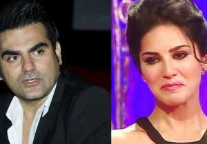 Sunny Leone CRIES in front of Arbaaz Khan; Here's Why