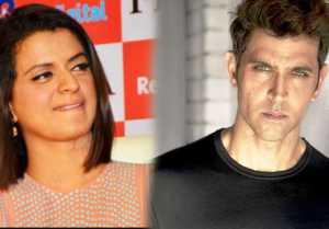 Kangana Ranaut's Sister Rangoli Chandel calls Hrithik Roshan Silly Ex; Here's why
