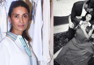 Arjun Rampal's exwife Mehr Jesia reacts on Gabriella Demetriades's pregnancy