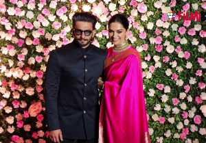 Ranveer Singh carries Deepika Padukone's sandals; pictures goes VIRAL
