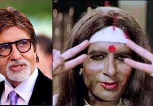 Amitabh Bachchan to play transgender woman in Akshay Kumar starrer Kanchana ?