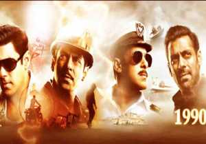 Salman Khan's Bharat five looks get REVEALED; Check Out