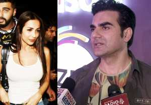 Malaika Arora's Exhusband Arbaaz Khan's angry reaction on her wedding with Arjun Kapoor