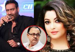 Ajay Devgn hits back at Tanushree Dutta's allegations over Aloknath