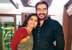 Kajol & Ajay Devgn works together again? Here's why