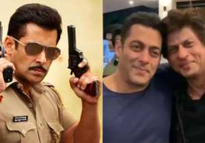 Shahrukh Khan to make special appearance in Salman Khan's Dabangg 3