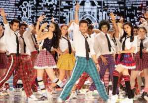 Tiger Shroff & Ananya Pandey get fantastic reactions from fans on The Jawaani Song