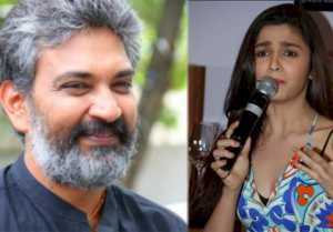 Alia Bhatt reveals how is takes entry in SS Rajamouli's RRR; Check Out