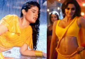 Bharat: Salman Khan's actress Disha Patani's this look inspired by Raveena Tandon
