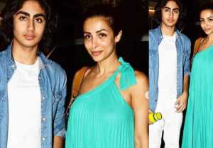 Malaika Arora's Son Arhaan Khan Trolled for His Looks: Check Out Here