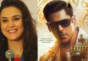 Bharat: Preity Zinta comments on Salman Khan's Bharat trailer