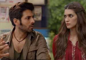 Kartik Aaryan and Kriti Sanon no longer on talking terms after Luka Chuppi